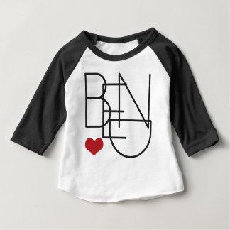 Bend Oregon Heart Baby T-Shirt