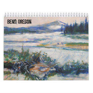 Bend, Oregon Wall Calendars