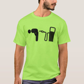 Bend Over and Take it up the Tailpipe! T-Shirt