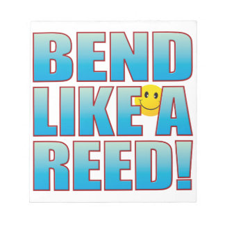 Bend Reed Life B Notepad
