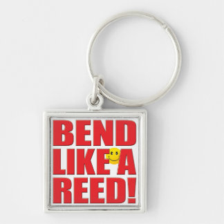 Bend Reed Life Keychain