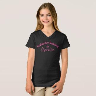 Bending Over Backwards for Gymnastics T-Shirt