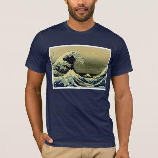 Beneath the Wave off Kanagawa T-Shirt