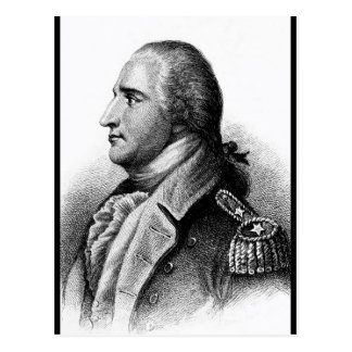 Benedict Arnold.  Copy of_War Image Postcard