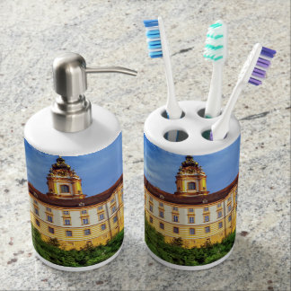 Benedictine abbey, Melk, Austria Bath Accessory Set