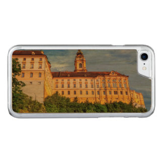 Benedictine abbey, Melk, Austria Carved iPhone 8/7 Case