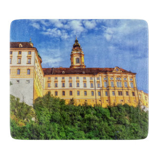 Benedictine abbey, Melk, Austria Cutting Board