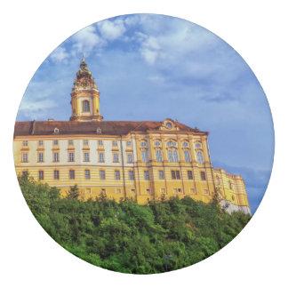 Benedictine abbey, Melk, Austria Eraser