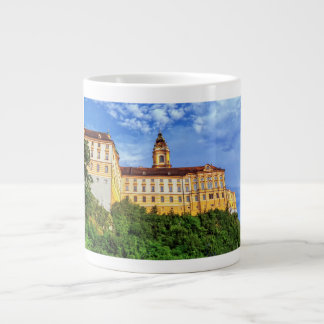 Benedictine abbey, Melk, Austria Giant Coffee Mug