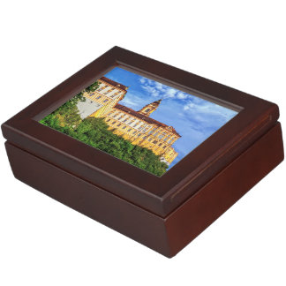 Benedictine abbey, Melk, Austria Keepsake Box
