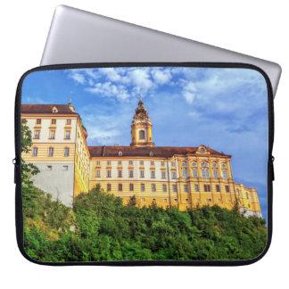 Benedictine abbey, Melk, Austria Laptop Sleeve