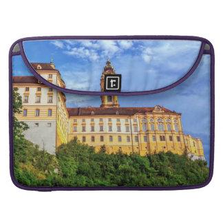 Benedictine abbey, Melk, Austria Sleeve For MacBook Pro