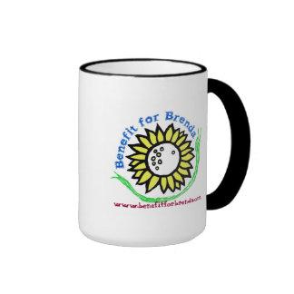 Benefit for Brenda Logo Mug