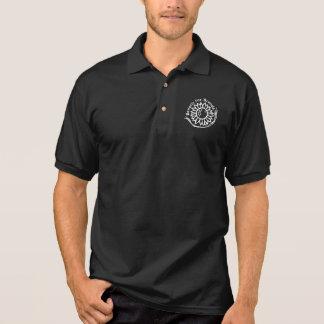 Benefit for Brenda White Logo Polo Shirt
