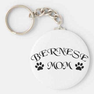 Benese Mom (Fancy Text) Key Ring