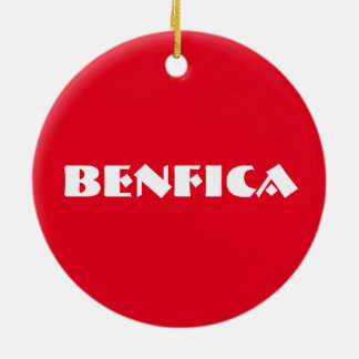 Benfica Circle Ornament