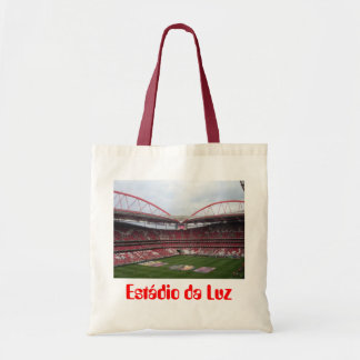 Benfica luggage tote bag