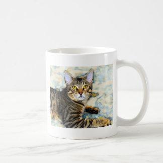 Bengal Cat Art Coffee Mug