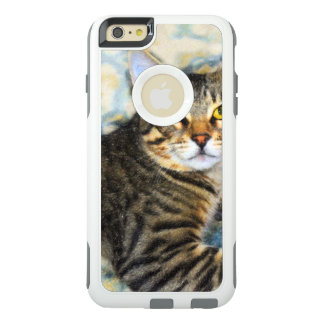 Bengal Cat Art OtterBox iPhone 6/6s Plus Case