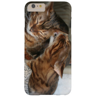 Bengal Cat Kiss Barely There iPhone 6 Plus Case