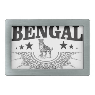 Bengal country belt buckle