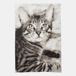 Bengal Photo Tea Towel