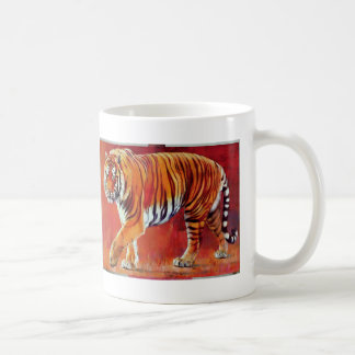 Bengal Tiger Coffee Mug