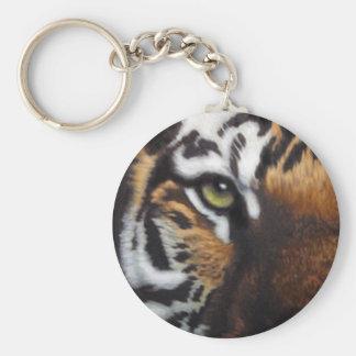 Bengal Tiger Key Ring