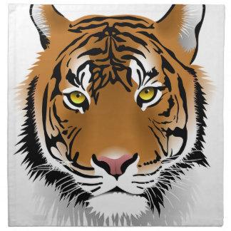 Bengal Tiger Napkin