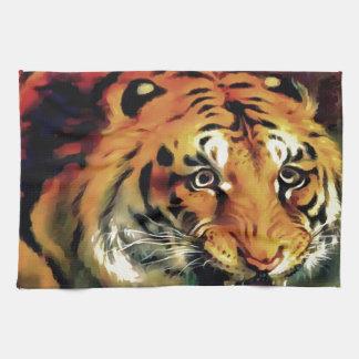 Bengal Tiger Tea Towel