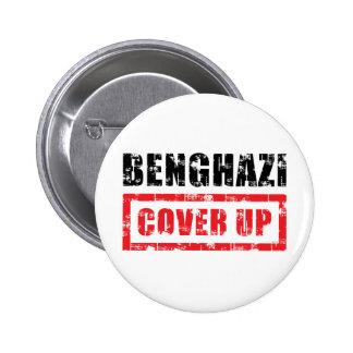 Benghazi Cover Up 6 Cm Round Badge