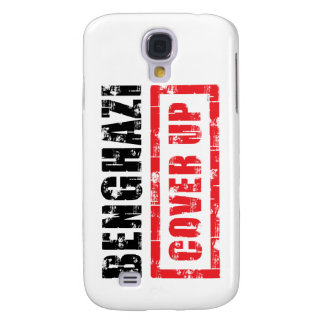 Benghazi Cover Up Galaxy S4 Cases