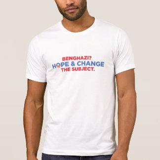 Benghazi Obama Shirt