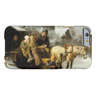 Bengt Nordenberg - Leaving Home Barely There iPhone 6 Case
