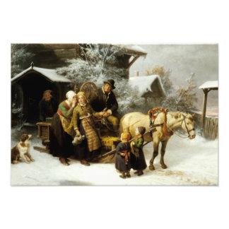 Bengt Nordenberg - Leaving Home Photo Print