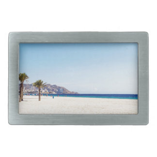 Benidorm Rectangular Belt Buckle