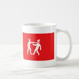 Benin Empire Flag Coffee Mug