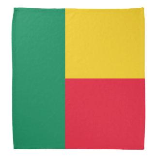 Benin Flag Bandana