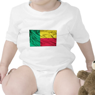 Benin Flag Bodysuits