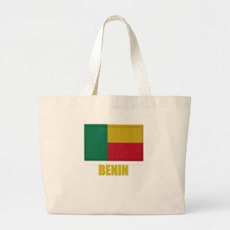 Benin Gift Large Tote Bag