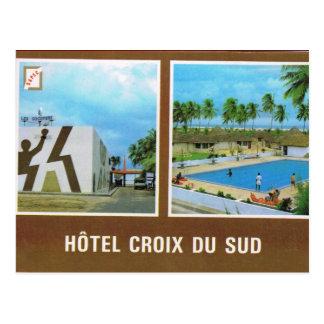 Benin, Hotel de l Sud, Cotonou, Postcard