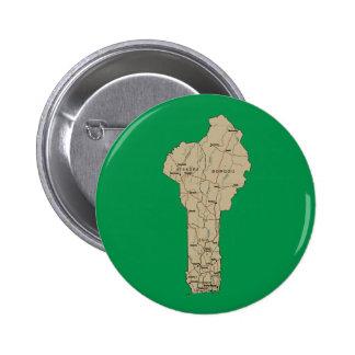 Benin Map Button