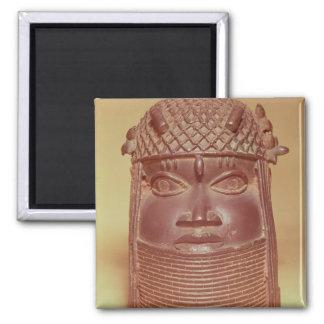 Benin mask magnet
