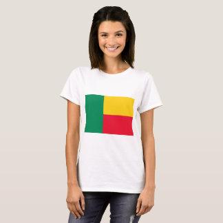 Benin National World Flag T-Shirt