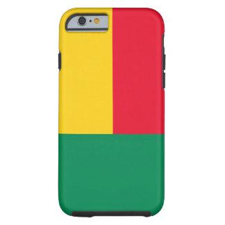 Benin National World Flag Tough iPhone 6 Case