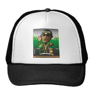 BenitObama Helmet Mesh Hats