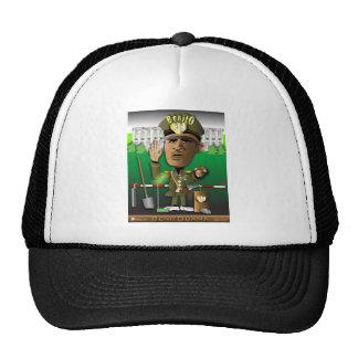 BenitObama Shovel Trucker Hat
