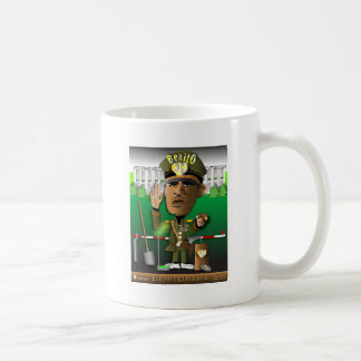 BenitObama Shovel Coffee Mug