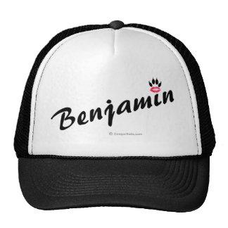 "Benjamin ('Available Guy"" Signal Hat) Cap"