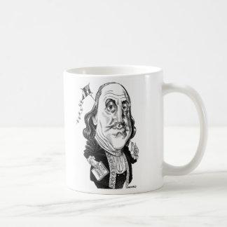 Benjamin Franklin Mug